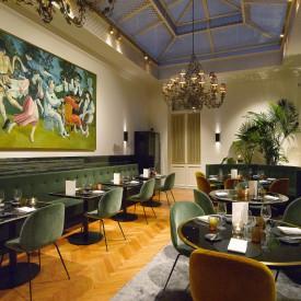 restaurant parket, restaurant parquet