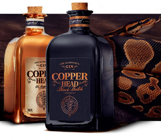 copperhead original, black batch