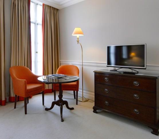 prestige kamer, prestige room