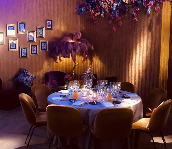 ronde tafel sprezza, round table sprezza